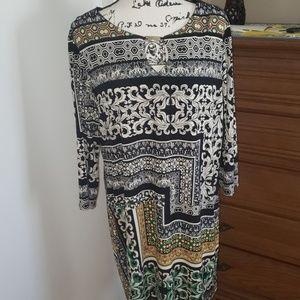 Tiana B. Sz XL. Lightweight dress